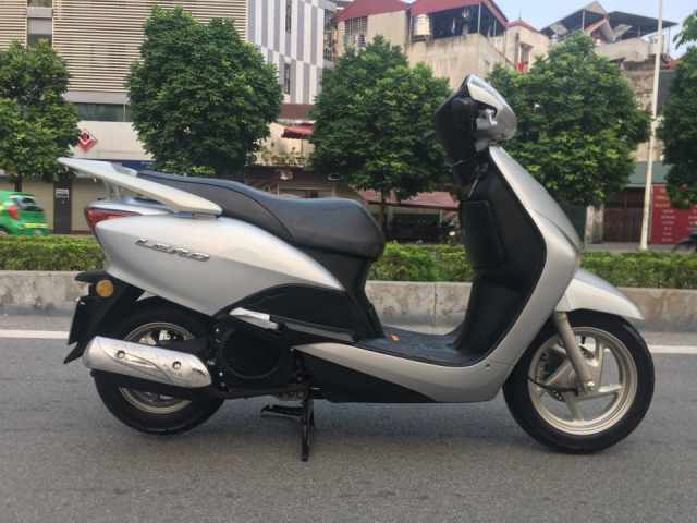 Honda Lead 110 Fi kim phun dien tu bien Ha noi - 3
