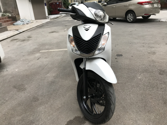 honda SH 125i VN Trang do dan ao Full Nhap 2017 khoa smartkey 29T 71365 chinh chu gap 69 cho ac - 2