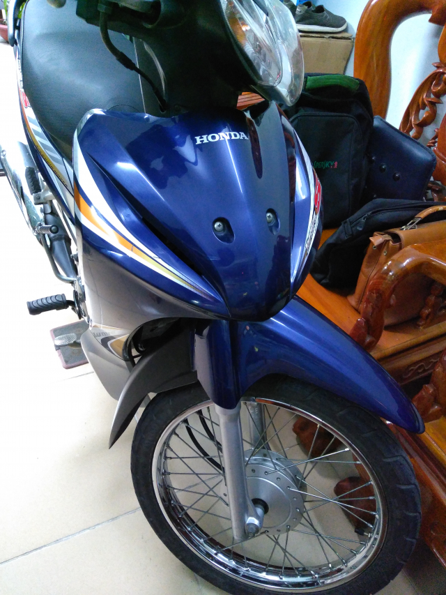 Honda Wave S 110cc moi 97 trum men nguyen zin 100