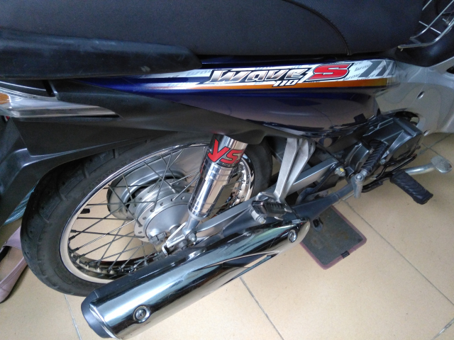 Honda Wave S 110cc moi 97 trum men nguyen zin 100 - 3