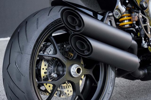 Horex VR6 Raw Power Cruiser so huu dong co 6 xylanh co gia 40000 USD - 9