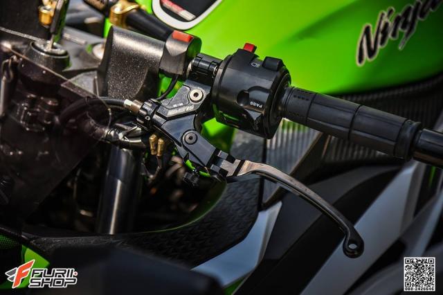 Kawasaki Ninja 250 ve dep thua huong tu nhung trang bi toi tan - 6