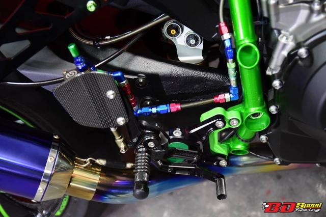 Kawasaki Ninja H2 ve dep khoi tao tu Sieu pham Superbike - 12