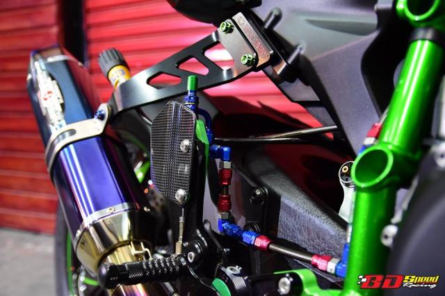 Kawasaki Ninja H2 ve dep khoi tao tu Sieu pham Superbike - 13