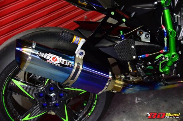 Kawasaki Ninja H2 ve dep khoi tao tu Sieu pham Superbike - 15