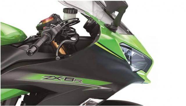 Kawasaki ZX6R 2019 ruc rich xuat hien vao cuoi nam nay - 5
