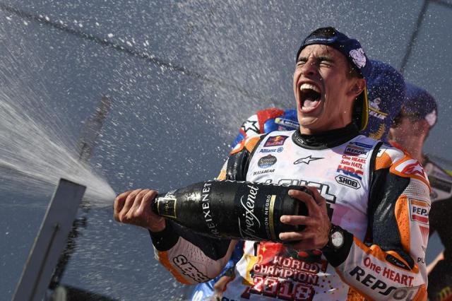 MotoGPHanh trinh tu dua tre den nha vo dich the gioi Marc MarQuez