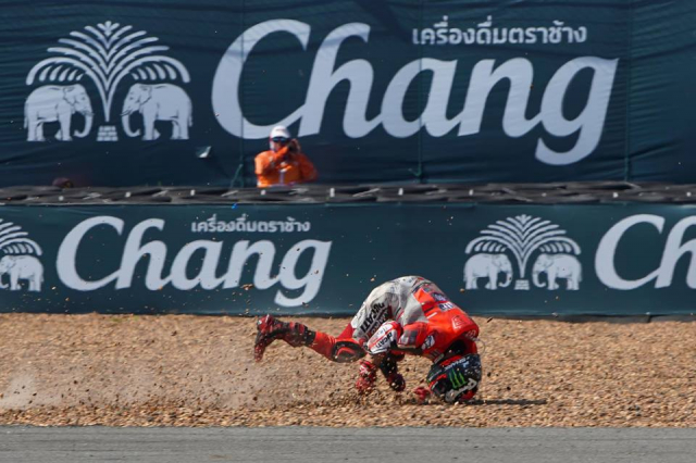 MotoGP Ngay chay phan hang dau tien truoc chang 16 Tai Nhat Ban - 5