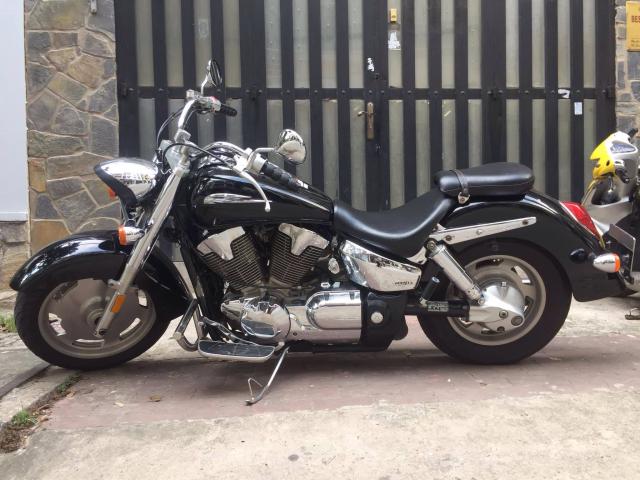 Ban honda VTX1300 date 2007 xe My