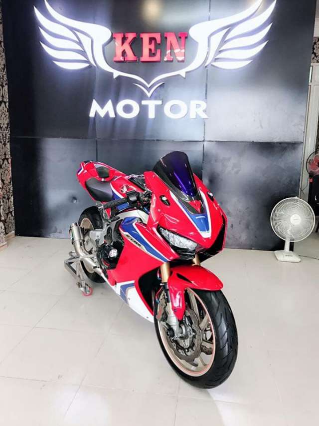 Can ban CBR1000rr SP2 12018 ban limited 500 chiec toan thoi gioi 1 chu dap thung tai Kenmotor