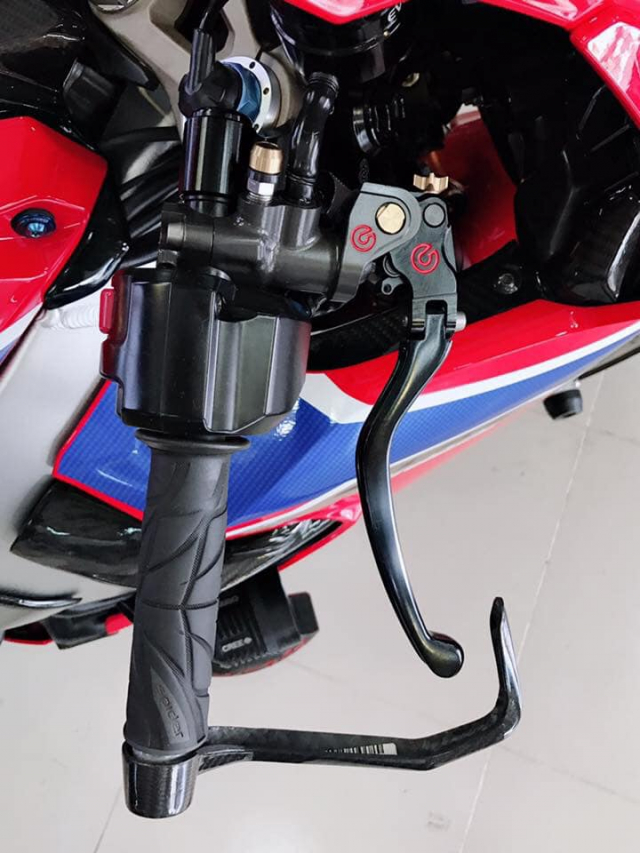 Can ban CBR1000rr SP2 12018 ban limited 500 chiec toan thoi gioi 1 chu dap thung tai Kenmotor - 9
