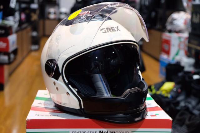 Nolan Grex G42 Metal White 4 - 2