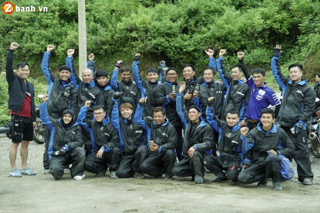Phan II Exciter 150 2019 cung hanh trinh xuyen Viet 3500 km tu Sai Gon den Ha Giang - 9