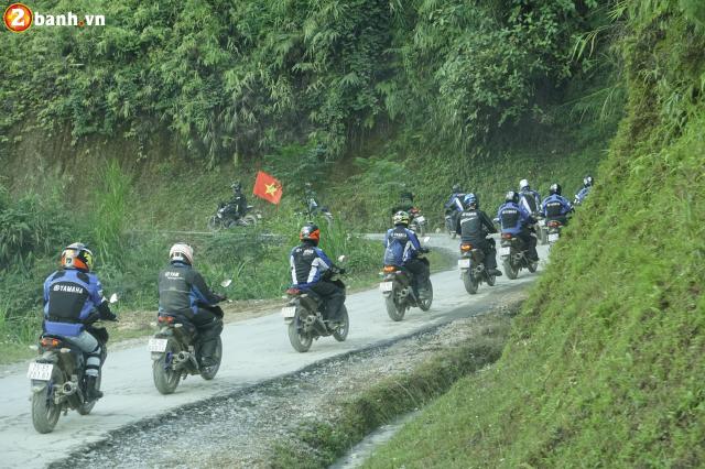 Phan II Exciter 150 2019 cung hanh trinh xuyen Viet 3500 km tu Sai Gon den Ha Giang - 17