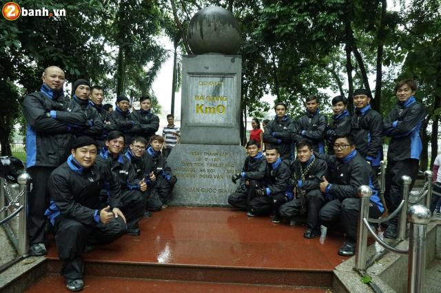 Phan II Exciter 150 2019 cung hanh trinh xuyen Viet 3500 km tu Sai Gon den Ha Giang - 19