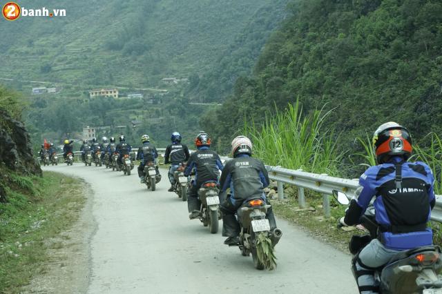 Phan II Exciter 150 2019 cung hanh trinh xuyen Viet 3500 km tu Sai Gon den Ha Giang - 22