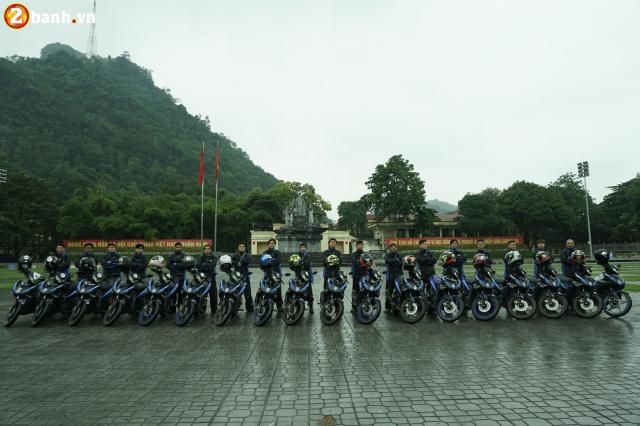 Phan II Exciter 150 2019 cung hanh trinh xuyen Viet 3500 km tu Sai Gon den Ha Giang - 20