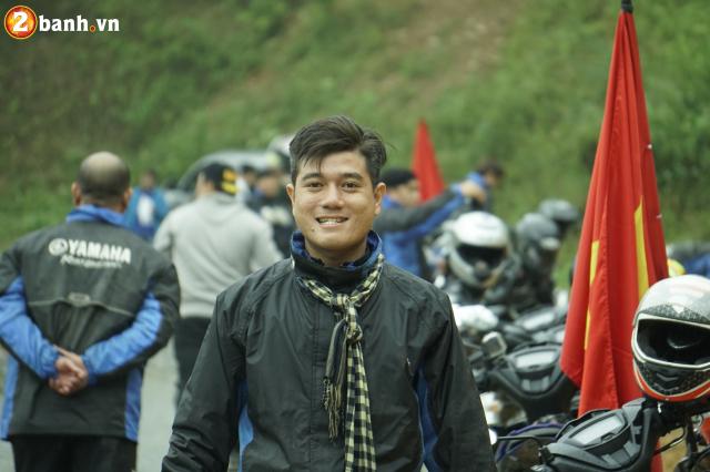 Phan II Exciter 150 2019 cung hanh trinh xuyen Viet 3500 km tu Sai Gon den Ha Giang - 27