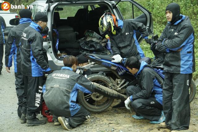 Phan II Exciter 150 2019 cung hanh trinh xuyen Viet 3500 km tu Sai Gon den Ha Giang - 28