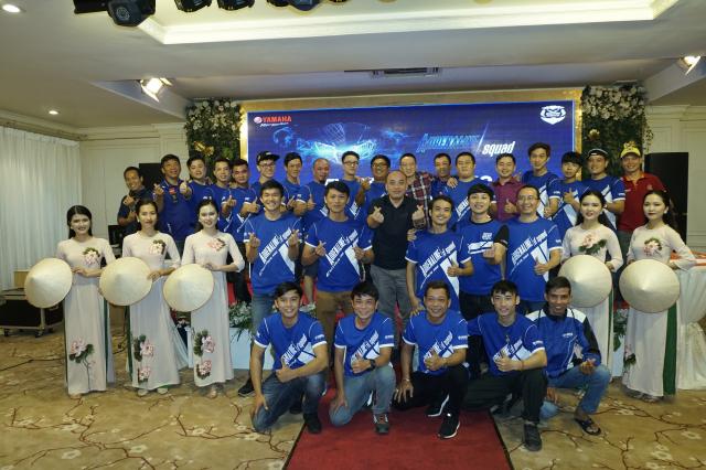 Phan II Exciter 150 2019 cung hanh trinh xuyen Viet 3500 km tu Sai Gon den Ha Giang - 35
