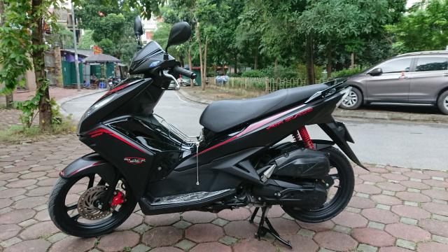 Rao ban Honda Air blade 125fi Black Edition den mo chinh chu bien HN - 4