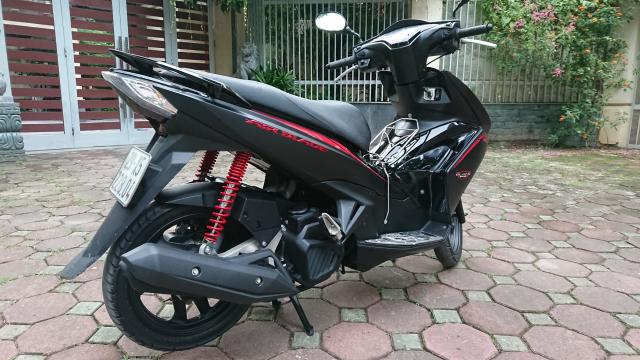 Rao ban Honda Air blade 125fi Black Edition den mo chinh chu bien HN - 5