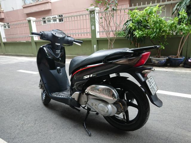 Rao ban Honda Sh 150i Black Sport 2009 bien HN nguyen ban - 5