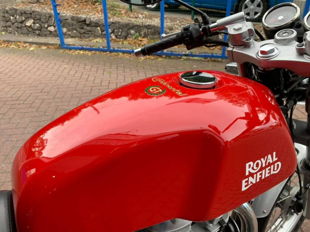 Royal Enfield GT 535 Red LH0937686829