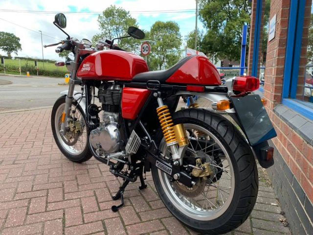 Royal Enfield GT 535 Red LH0937686829 - 2