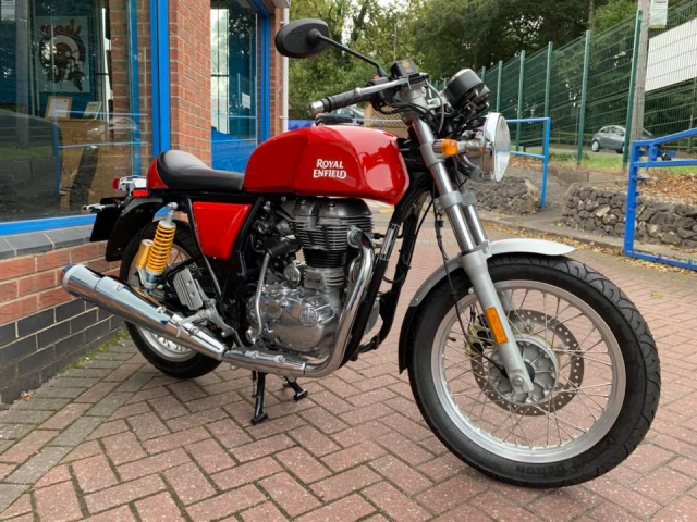 Royal Enfield GT 535 Red LH0937686829 - 6