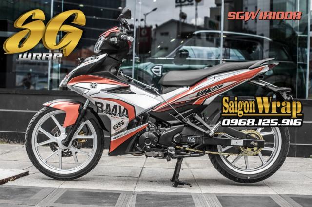 SALE OFF Tem Trum Exciter 150 Cao Cap Chi 299K Bo Tem Trum Exciter Gia Re - 5