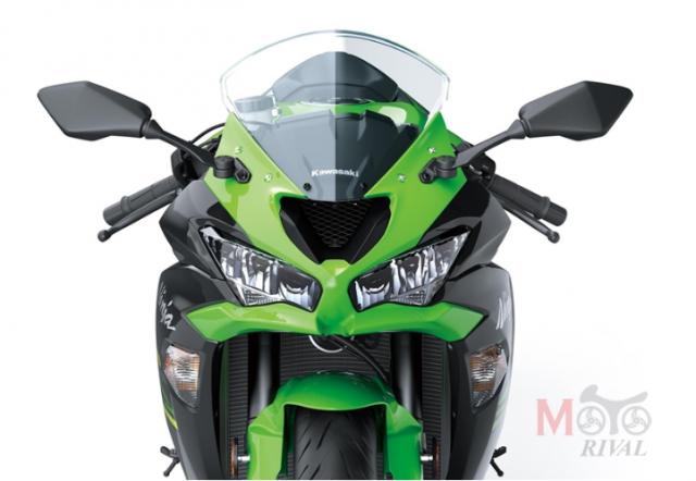 So sanh giua Kawasaki ZX6R 2019 va Yamaha R6 2018 - 10