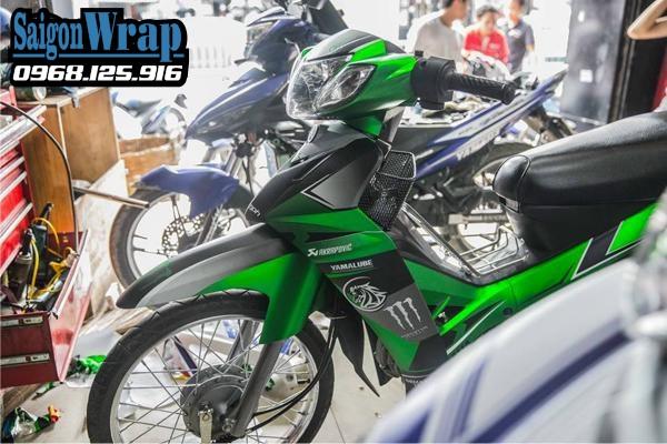 Tem Nhom Che Sirius RC Dep Nhat 2018 SaiGonWRAP Do Tem Xe Chuyen Nghiep - 40