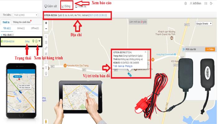 Thiet bi dinh vi GPS o to xe may uy tin tren thi truong - 2
