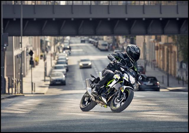 Thong so ky thuat Kawasaki Z125 ABS 2019 vua duoc cong bo
