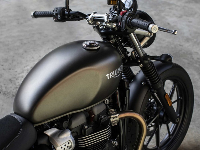 Triumph Street Twin 2019 chinh thuc lo dien - 24