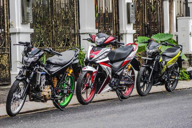 Winner 150 do cua nu Biker Sai Gon len y tuong - 12