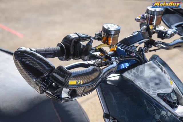 Yamaha BWS 125 2018 do dan chan doc nhat vu tru cua biker xu Dai - 4