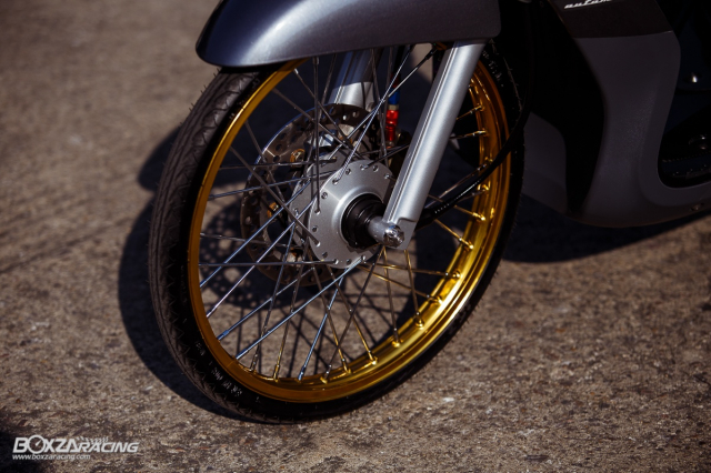 Yamaha Fino Chiec xe tay ga day suc quyen ru voi nang cap day gia tri - 9