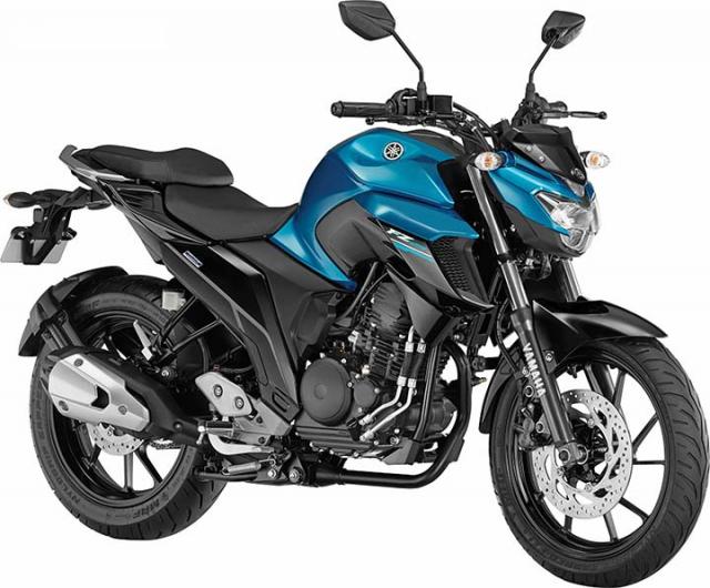 Yamaha Fz250 2018 gia 80 trieu tai Ma Luc - 2