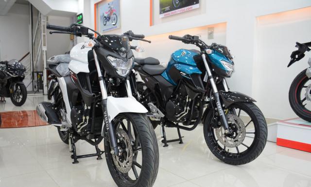 Yamaha Fz250 2018 gia 80 trieu tai Ma Luc - 3