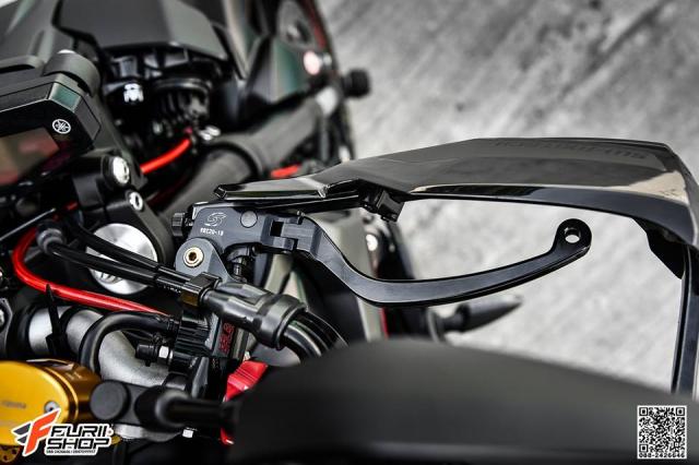 Yamaha MT09 day tuoi tan voi dan trang bi dinh dam - 4