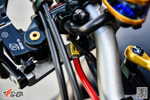 Yamaha MT09 day tuoi tan voi dan trang bi dinh dam - 6