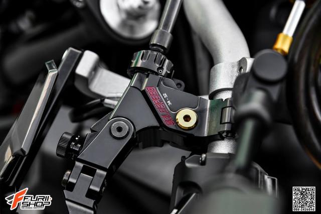 Yamaha MT09 day tuoi tan voi dan trang bi dinh dam - 8