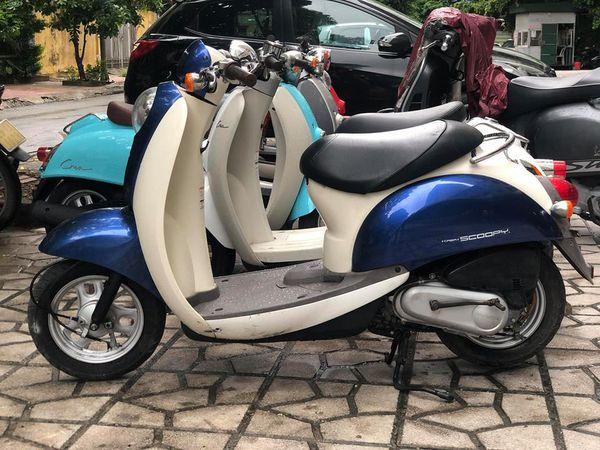 5 ly do de chon Honda Scoopy 50cc la nguoi ban dong hanh