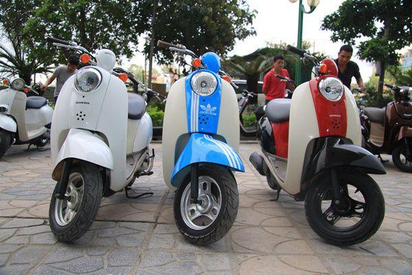 5 ly do de chon Honda Scoopy 50cc la nguoi ban dong hanh - 3