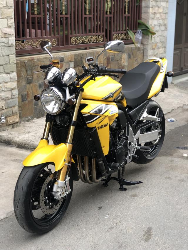 __ Can Ban be YAMAHA FZ1 1000cc Sang ten toan quoc DKLD T72011 chinh chu dung ban Vo mo do - 6