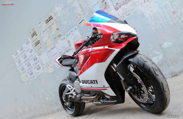 ___ Can Ban ___DUCATI 959 Panigale ABS 2017___