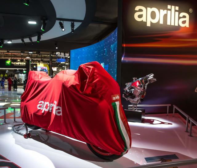 Aprilia RS 660 Concept pha vo gioi han SuperSport - 3