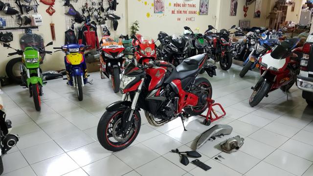 Ban Honda CB1000RA 2016HQCNABSHISSHonda YODO 12KSaigonSo dep 8 nut 79 - 4